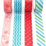 Design Your Own Thick Washi Tape Fall Personalized Masking Tape Custom Design