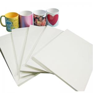 China Eco Friendly 100gsm Sublimation Transfer Paper For Cotton on sale