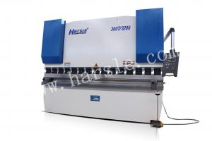 China In stock Factory Hydraulic Box And Pan CNC Press Brake With E21 Controller on sale