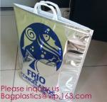 Reusable Grocery Shopping Box Zipper Top Nonwoven Aluminum Cooler Bag Thermal Bag Cool Insulated Bag bagease bagplastics