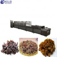 Tunnel Microwave Food Processing Drying Machine