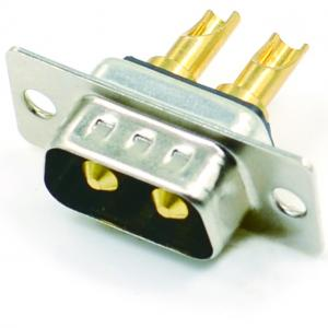 China d-sub connectors 2w2 power D-SUB combo connector plug male pin solder for cable on sale