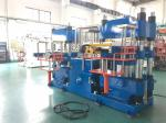 4 Molds Installed , 400 Ton Car Brake Pads Making Machine With Two Motors