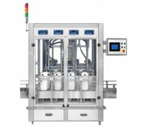 China Semi Automatic Soft Tube & Laminated Tube Filling And Sealing Cosmetic Filling Machines on sale