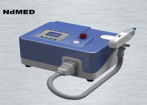 China Portable Q - Switch ND Yag Laser Tattoo Removal Machine Skin Type on sale