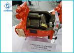 A10V Pressure Compensated Piston Pump , Radial Loading High Pressure Axial Piston Pump