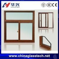 CE Approved Aluminum Frame Insulated Glass Sliding Window