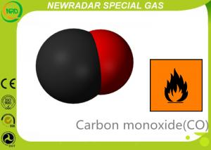 China Carbon Monoxide CO gases , Odorless Tasteless Colorless Gas Use As Strong Reductive Agent on sale