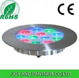 China IP68 12W RGB LED Underwater Pool light, Underwater lamp, Underwater lighting  (JP948123) on sale