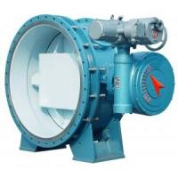 DN800 150PSI PN10 Disc Butterfly Check Valve Fusion Bonded Epoxy Ductile Iron