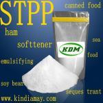 Additifs du tripolyphosphate de sodium de KDM (STPP)