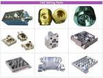 High Precision Aluminium Milling Service Anodizing / Powder Coating Surface