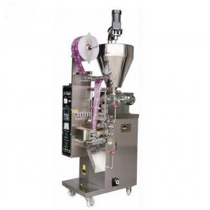 China Sachet Bag Filling Machine Liquid / Powder Filling And Sealing Machine For Coffee on sale