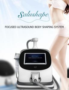 China 2016 best Focused ultrasound anti cellulite HIFU/ultrasonic weight loss machines on sale