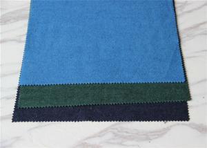 China Anti Pilling Cashmere Coating Fabric, Windproof Waterproof Wool Fabric on sale