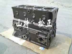 KOMATSU excavator parts engine parts CYLINDER BLOCK ASS'Y