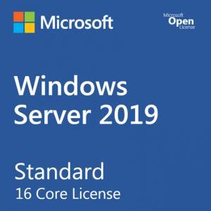 China Activation Online Microsoft Windows Server 2019 Standard 100% Original License Key on sale