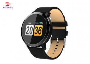 China smart watch with  alarm clock to remind, drink water remind, sedentary  phone calls reminding information on sale