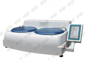 China Touch Screen Metallographic Grinding And Polishing Machine , Specimen Polishing Machine on sale