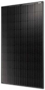 China Black Solar Panels 240 Watt | Monocrystalline Photovoltaic Modules on sale