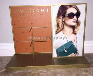 China Eyewear Retail Shop Unit Small Counter Display Stands For Sunglasses Merchandising on sale