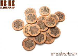 China Winter Snowflake Matching Game  Montessori Travel Games Waldorf Toys Natural Organic Wooden Toy on sale