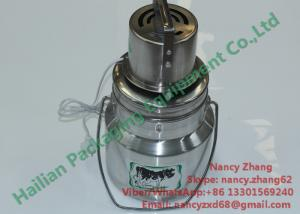 China Dairy Farm Milk Shake Mixer Machine with Stainless Steel Cover , Aluminum Pot on sale