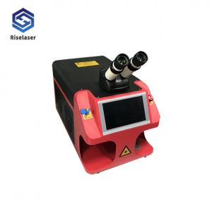 China Jewelry Repair Microscope 60W Laser Spot Welding Machine of Gorgeous Appearance on sale