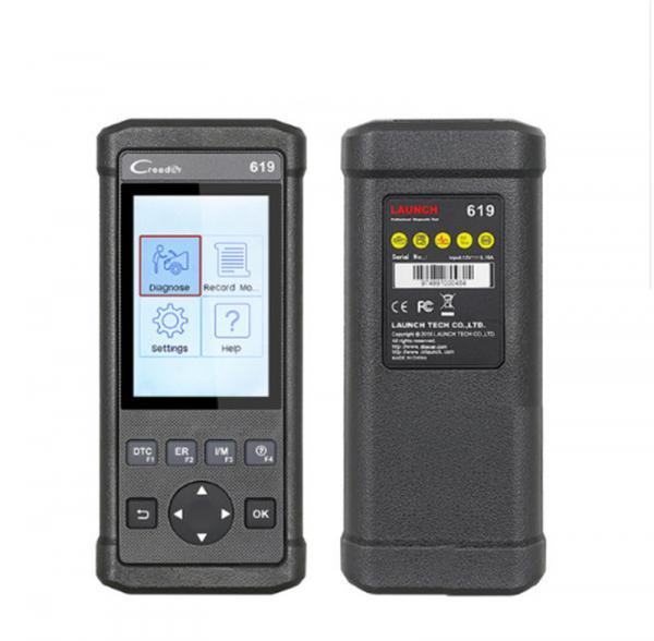 Launch Creader CR611//6011 Code Reader Diagnostic Tool EOBD ABS SRS I//M O2 DTCS