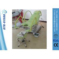 Big Side Rail CE And ISO Obstetric Delivery Bed Obstetric Birthing Table