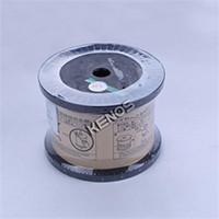 China Stable Conductivity EDM wear parts / Hard Brass Wire(EDM wire) For Wire Cut Machine on sale