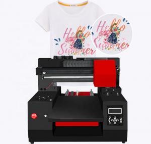 China High Resolution UV LED Inkjet Printer 220 V  6 Color Dry Immediately on sale