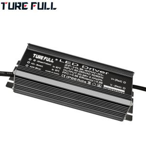 China 36 V Pwm Dimmable Constant Current Led Driver Full Aluminum Housing on sale