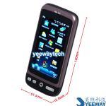 G8クォード バンド二重目的カードのWindows Mobile 6.5の専門家WiFi Bluetooth 3.3 -タッチ画面の中国の電話をじりじり動かして下さい