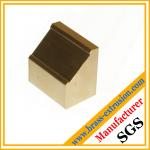 C38500 CuZn39Pb3  CuZn39Pb2 CW612N C37700 Brass sanitary bathroom extrusion profiles