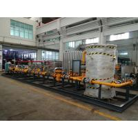 Skid Mounted LNG Gasification Plant 1.6MPa Pressure After Pumping 30Kw