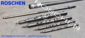 China Exploration Core Drilling Wireline Core Barrel BQ HQ NQ PQ with Longer Life on sale