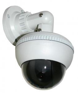 China POE 4 Axis Rotating IP CCTV Camera Waterproof , Outdoor CCTV Cameras on sale