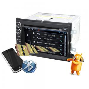 Quality Android Auto Radio For Ford Edge Fusion Taurus Gps Navigation I For Sale