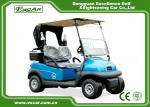 EXCAR 2 Seater Electric Golf Carts Disc Brake Technology golf car With Bages & Car Cover