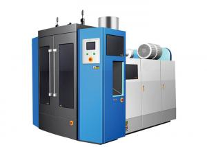 China 1-6 Cavity 300BPH Extrusion Molding Machine , D5L Automatic Molding Machine on sale