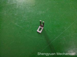 China SS304 Wire Cut EDM Parts , High Precision CNC Machining Electronical Metal Parts on sale