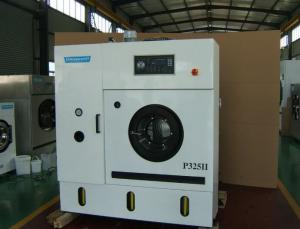 China Big Capacity Laundry And Dry Cleaning Equipment , Professional Dry Cleaning Equipment on sale