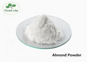 China White Fine Natural Blanched Almond Powder Seed Part HPLC Test Method 24 Months Shelf Time on sale