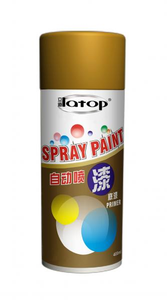 Aerosol Acrylic Lacquer Spray Paint For Glass Leather