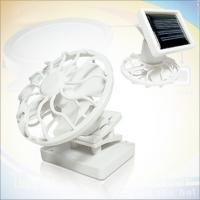 China Mini Solar Power Fan with Protect Cover Cap Clip Fan on sale