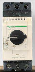 China Schneider GV3P40 GV3P65 Motor Control Circuit Breaker TeSys GV3 Thermal Magnetic Protector on sale