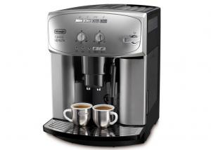 China DeLonghi Commercial Coffee Machine Automatic Espresso / Cappuccino Maker Snack Bar Equipment on sale