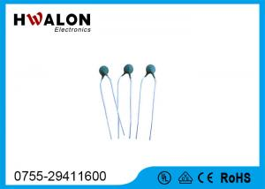China Silicone Overheat Protection Thermistor PTC For LED Lighting / Transformers on sale