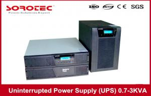 China 1Ph in 1Ph out Uninterrupted Power Supply / High Frequency Online UPS 3KVA 2.7KW on sale
